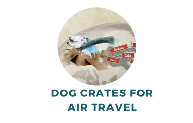 Travel Crates for Flying with Your Pooch