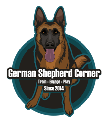 German Shepherd Corner header image